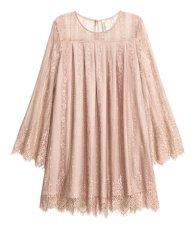 Kort spetsklänning 89-0168