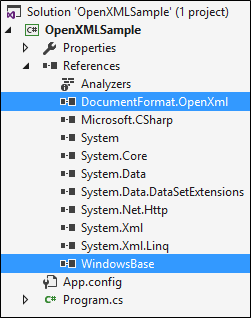 How to create an Excel file in  NET using OpenXML – Part 1