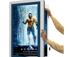 27 x 39 movie poster swingframes with