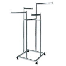 4-Way rack with straight arms K17/SC