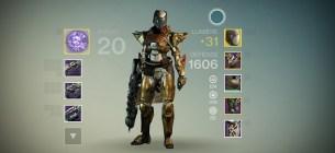 Destiny progression des persos niveau 31 22