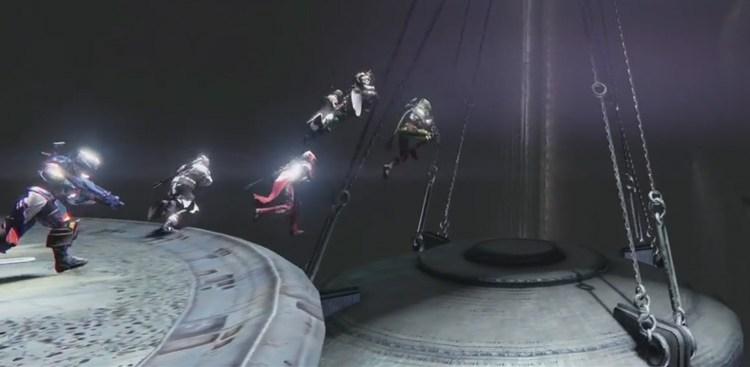 Destiny DLC Roi corrompu vidéo 8min 27