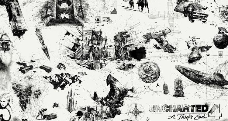 Simon Prades Artiste sur Uncharted 4 12