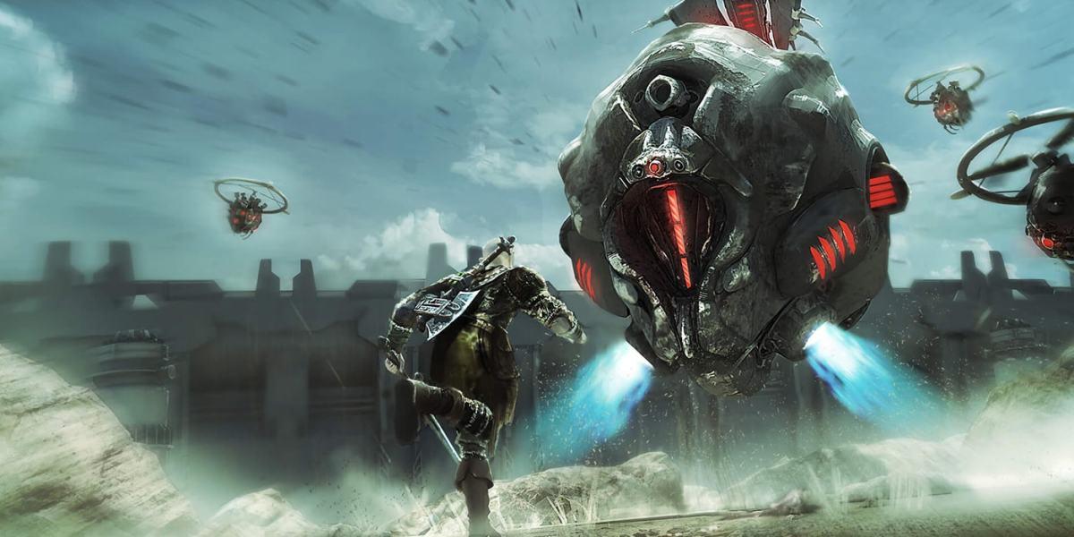 Elex : Un RPG complexe et excitant enterré sous une technique d'un autre âge