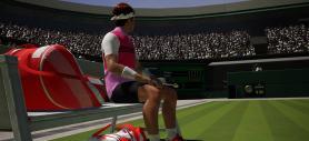 AO Tennis à la pause