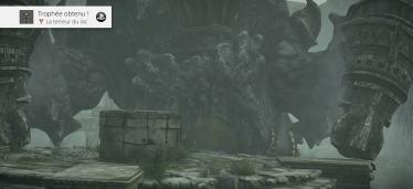 Trophée tuer le colosse 12 Pelagia