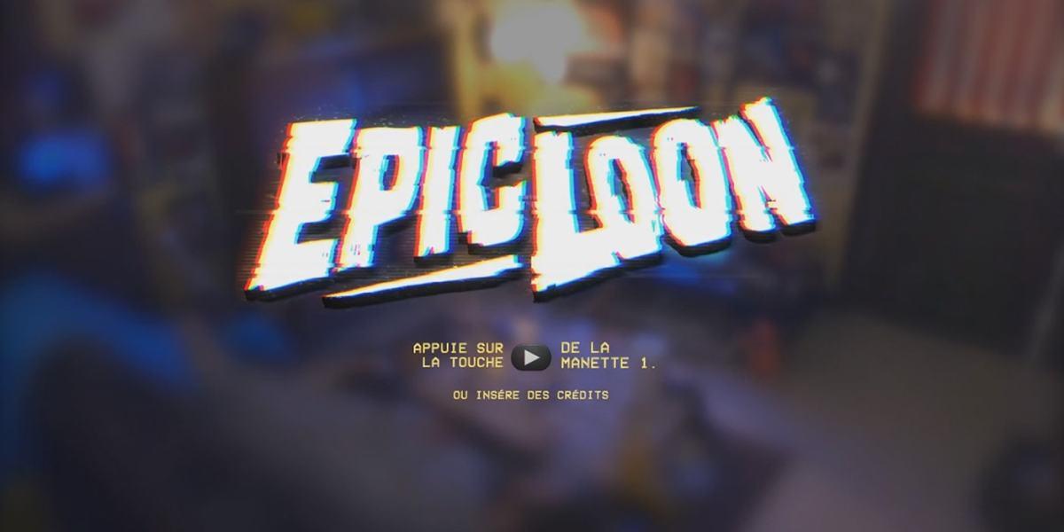 Epic Loon j'ai testé la démo !