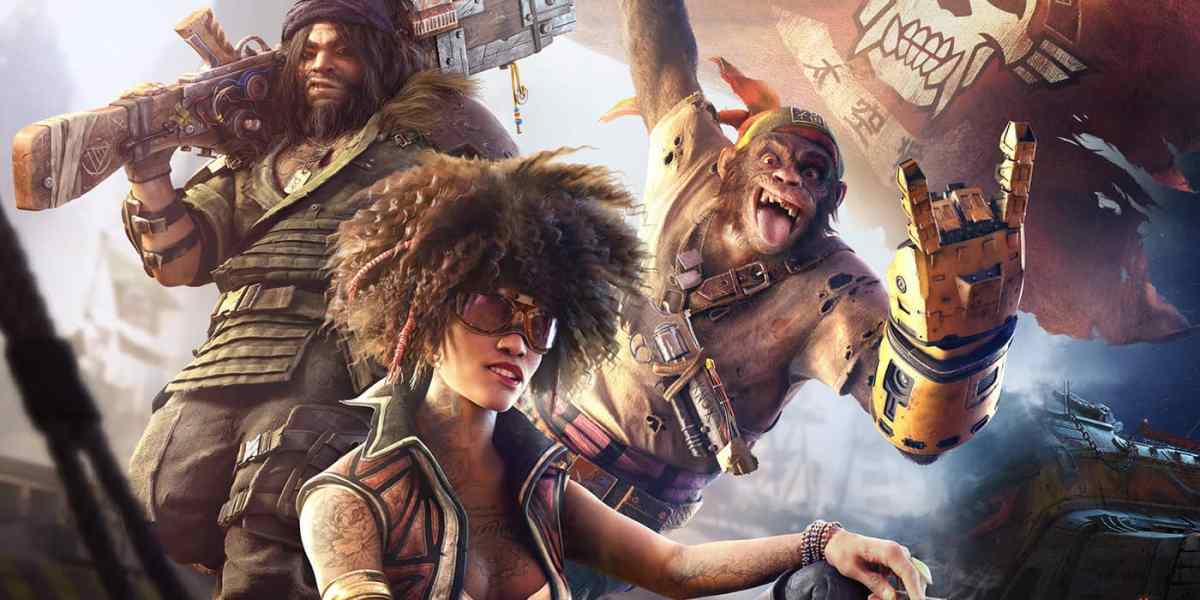 BEYOND GOOD AND EVIL 2 - plus d'infos depuis l'E3 2018