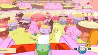 Test-Adventure-Time-Les-Pirates-de-la-Terre-de-OOO-Le-Royaume-de-la-confiserie-vue