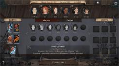 Test Ash Of Gods Redemption Preparation avant combat