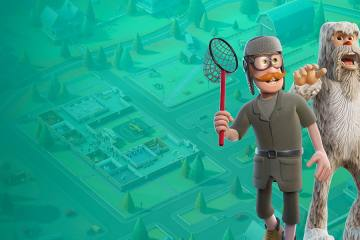 Two Point Hospital ecran personnage