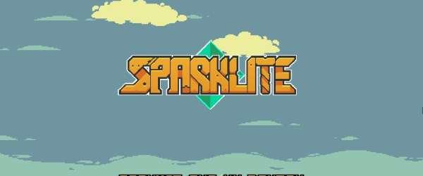 Sparklite écran titre
