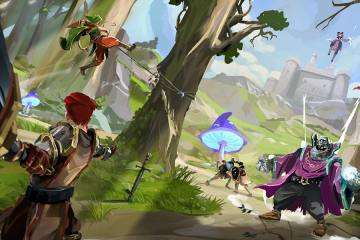 Fort Triumph personnages combats gameplay