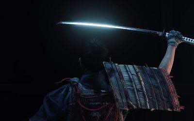 Ghost of Tsushima Jin prend son katana pour accomplir sa destinée