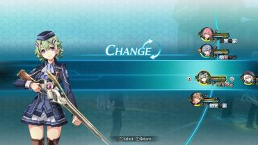 The Legend of Heroes TrailsofColdSteel3 changement personnages