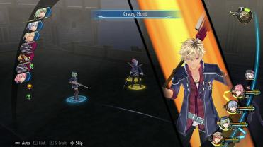 The Legend of Heroes Trails of Cold Steel 3 combatcray Hunt