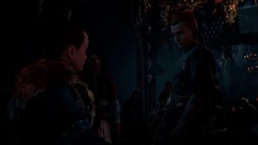 Assassin's Creed Valhalla Eivor Sigurd jeunes