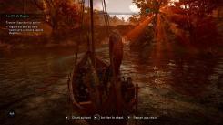 Assassin's Creed Valhalla PS4 barque