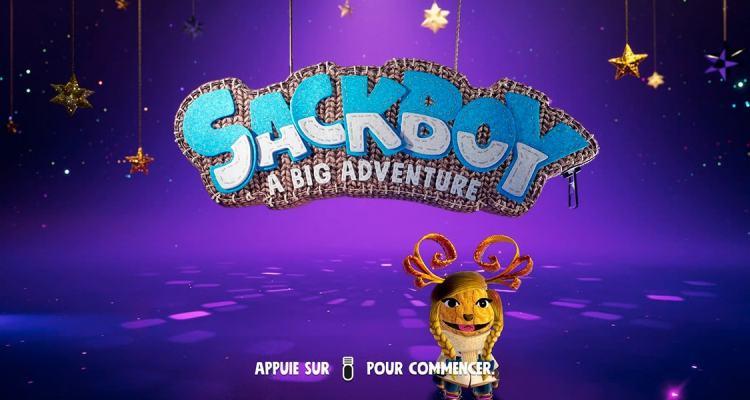 Sackboy A Big Adventure First
