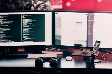 Programmation métiers du jeu vidéo - Set-Up Ordinateur
