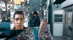 Judgment Takayuki Yagami téléphone Kaito
