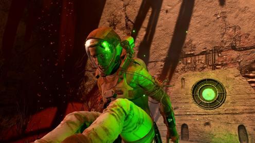 Returnal - Certains lits aliens vous feront faire des cauchemars moins pires que les autres