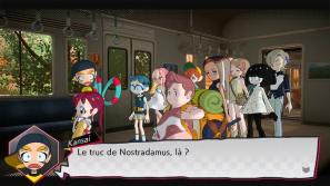 World's End Club Kansai s'inquiète d'une prédiction de Nostradamus