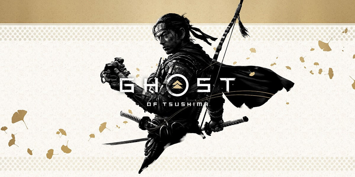 Ghost of Tsushima Jaquette DLC