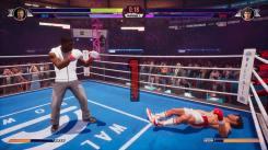 Big Rumble Boxing Creed Champions Mise à terre de Rocky