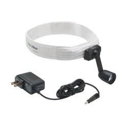 Frontal Binocular Microscope and Headlights