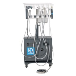 HIGHDENT Trio PLUS Veterinary Dental Unit