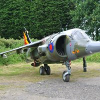 Want to Buy a Working Hawker Harrier Jump Jet