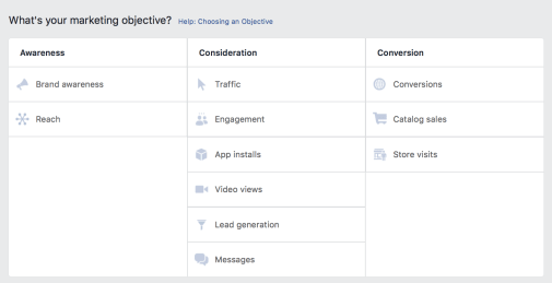 Choose the Right Facebook Ad Objectives for Your Campaign