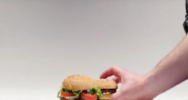Burger King trolla McDonald