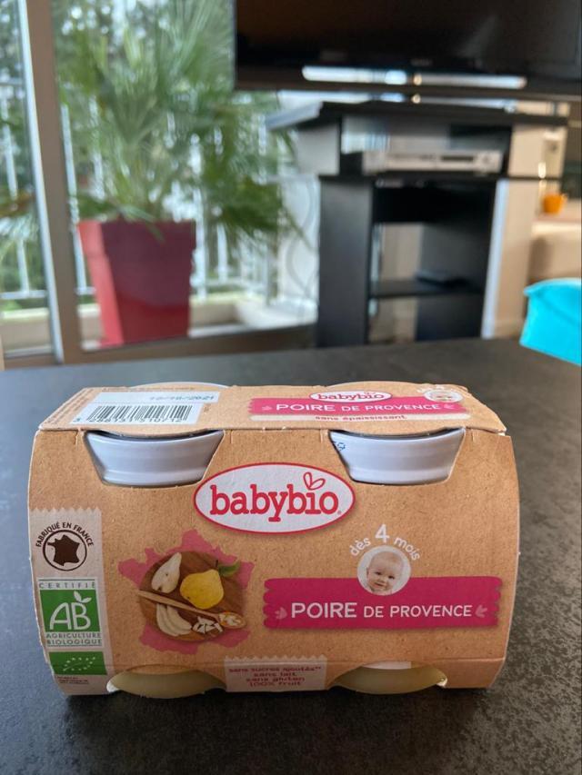 cibo per bambini - omogeneizzati Francia