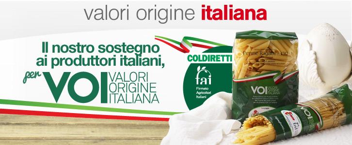 """VOI – Valore Origine Italiana"""""""