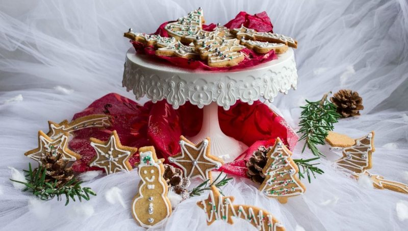 decorated christmas cookies how to make them