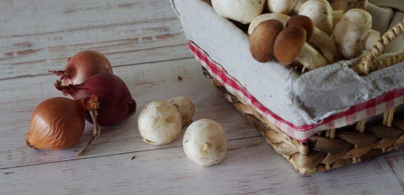 patè di funghi ingredienti