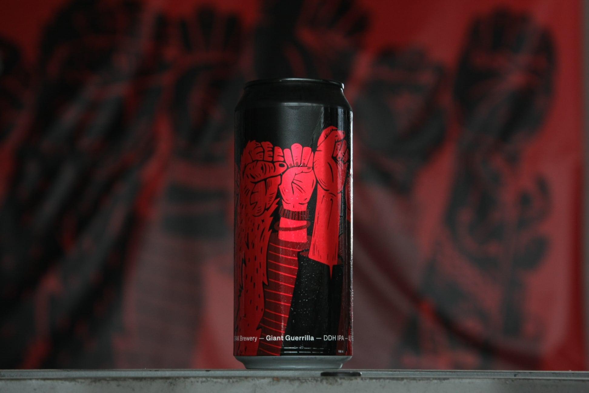 Birra Crak Guerrilla