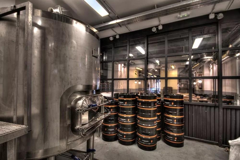 Diseo Y Decoracin Cervecera Garage Beer DA2