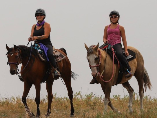Sprucewoods Spectacular - Our First Endurance Ride