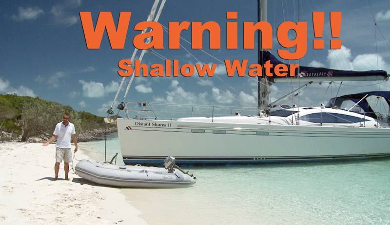 Warning Shallow Water A Field Guide To Identifying