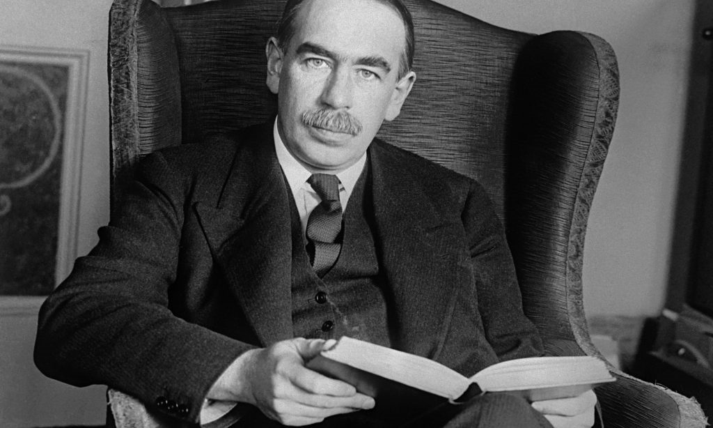 John Maynard Keynes - Dış Ticaret Ajansı