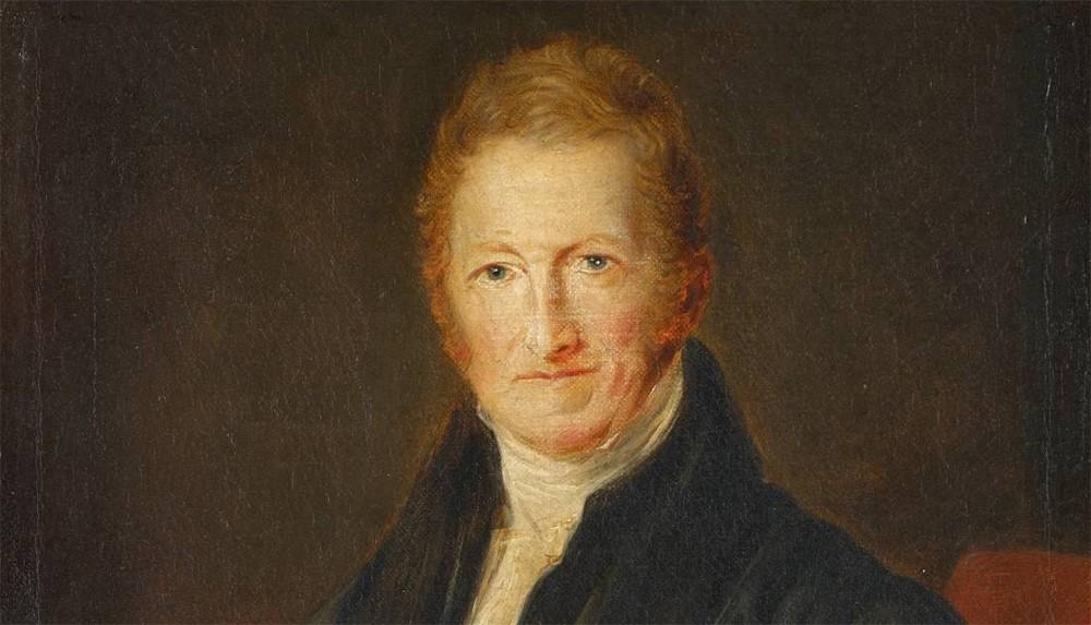 Thomas Malthus - Dış Ticaret Ajansı