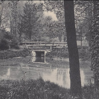 Bellefontaine Cemetery in 1910