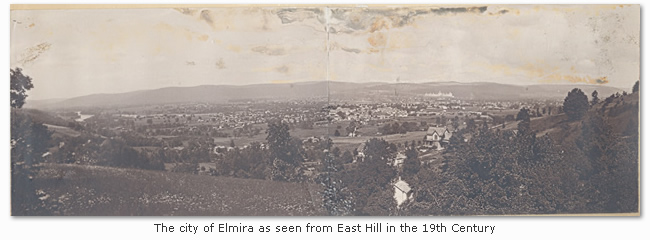 Elmira from East Hill