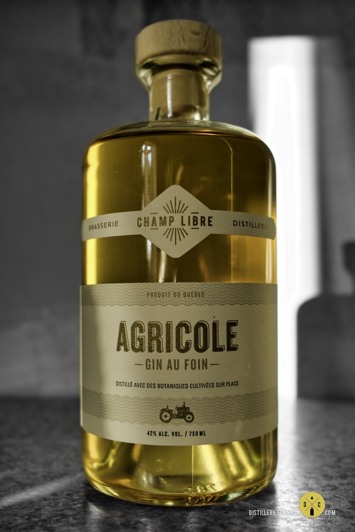 Champ Libre Gin Agricole