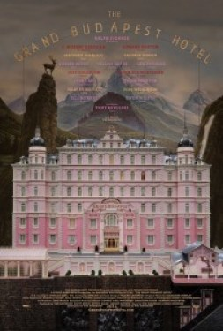 The Grand Budapest Hotel (Poster) Distinta Mirada