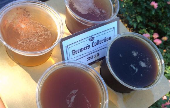 Beer Flight #2 in Germany