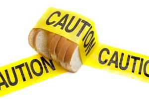 gluten-warning